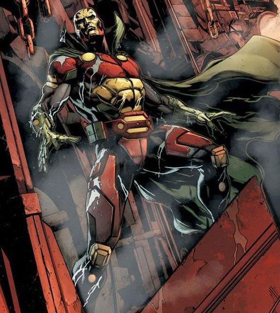 ������ ���� (Mister Miracle)