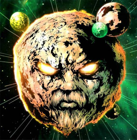 Эго - Живая Планета (Ego the Living Planet)