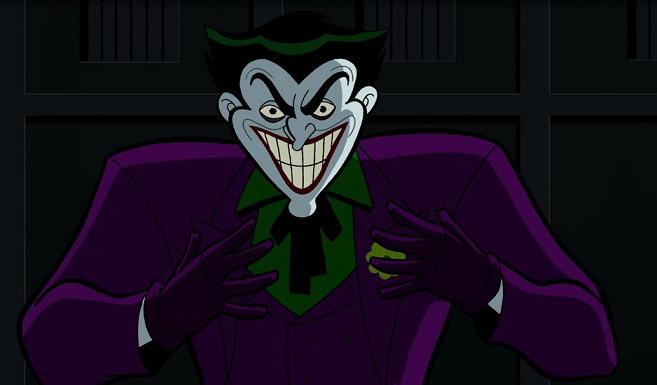 Джокер в мультсериале Бэтмен: Отвага и смелость