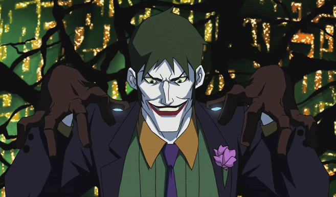 Джокер в мультсериале Юная Лига Справедливости
