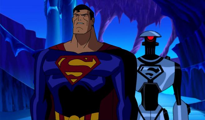 Супермен в Супермен: Судный день