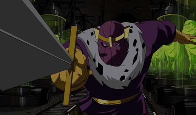 Барон Генрих Земо в Мстители Величайшие герои Земли