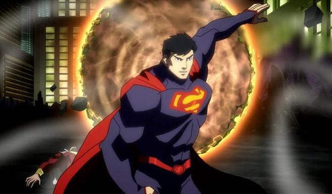 Супермен в Лига Справедливости: Война