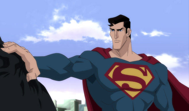Супермен в Супермен: Непобеждённый