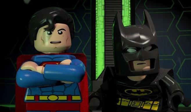 Супермен появляется в LEGO: Бэтмен: Супергерои DC объединяются