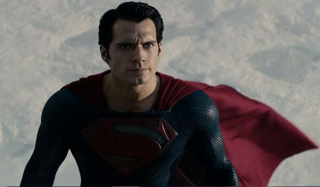 Супермена в фильме Человек из стали