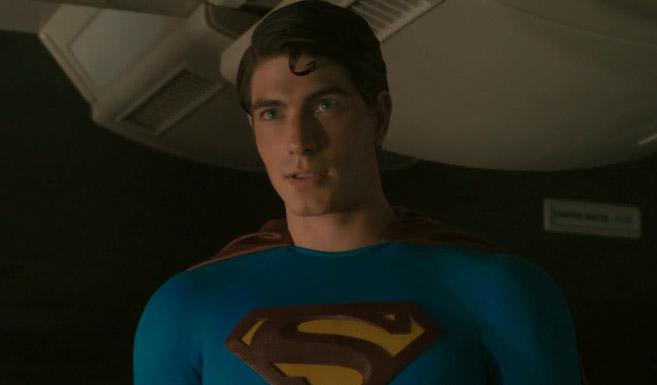 Супермена в фильме Возвращение Супермена