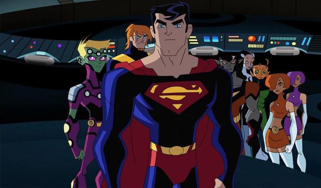 Супермен в мультсериале Легион Супергероев.jpg