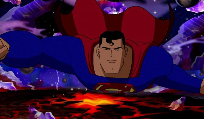 Супермен в Супермен: Атака Брейниака.psb