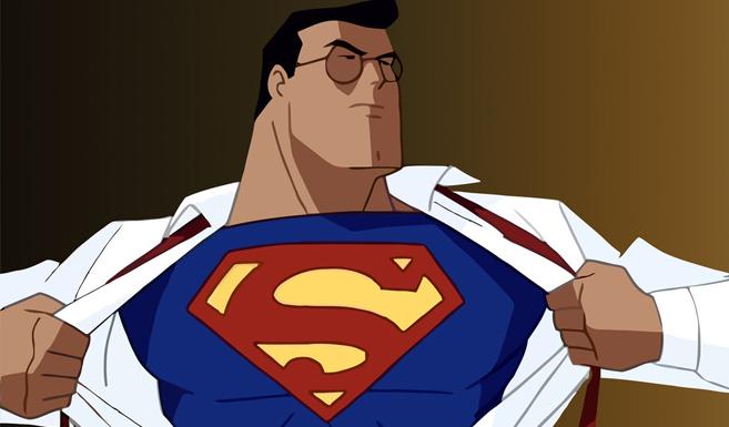 Супермен в мультсериале Супермен 1996