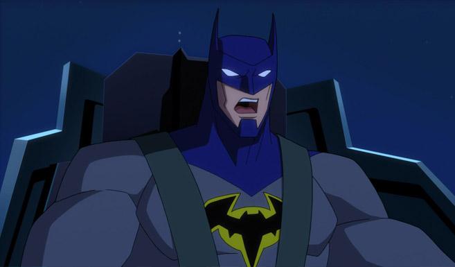 Бэтмен в Безграничный Бэтмен Животные инстинкты