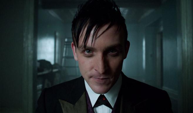 Пингвин появляется в сериале Готэм