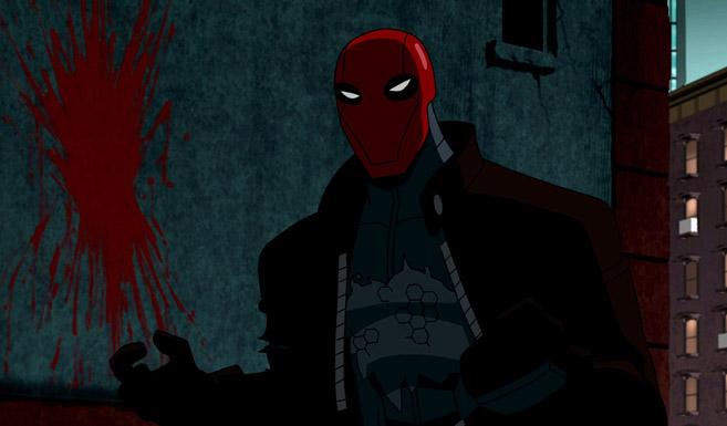 Красный Колпак в Бэтмен: Под колпаком