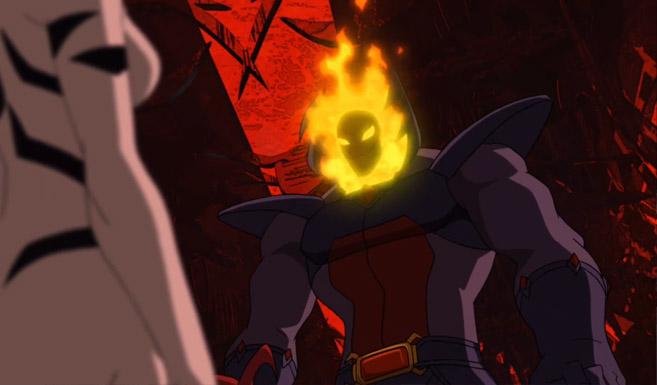 Дормамму появился в мультсериале Совершенный Человек-Паук