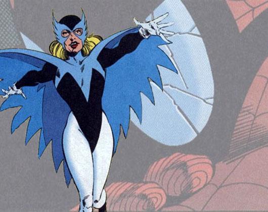 Синяя птица (Bluebird)