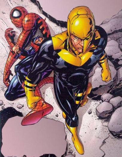 Сплав против Человека-паука