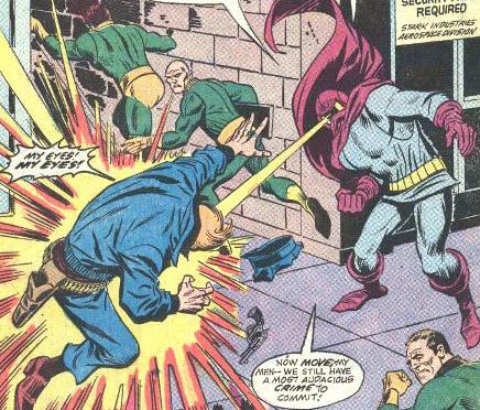 Мародера в Маске (Marvel Comics)