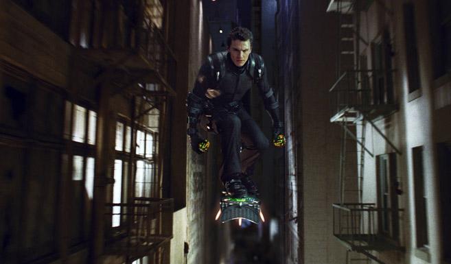 Зелёный гоблин в фильме Человек-паук 3 - Враг в отражении