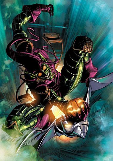 Зелёный гоблин (Green Goblin)