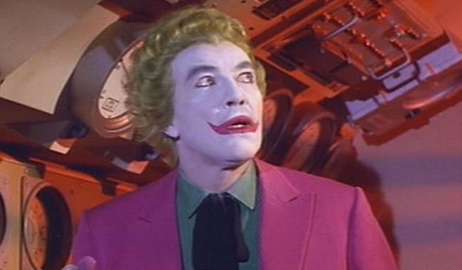 Джокер в телесериале Бэтмен (1966 - 1968)