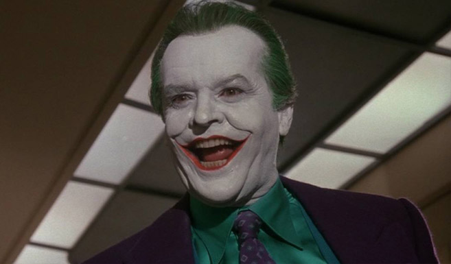 Джокер появляется в сериале Бэтмен (1989)