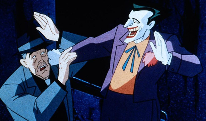 Джокер появляется в Бэтмен - Маска Фантазма