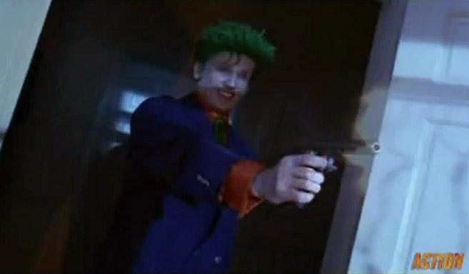 Джокер появляется в телесериале Хищные птицы