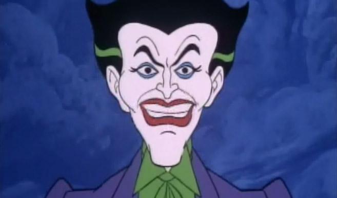 Джокер в мультсериале Приключения Бэтмена (1968 - 1969)
