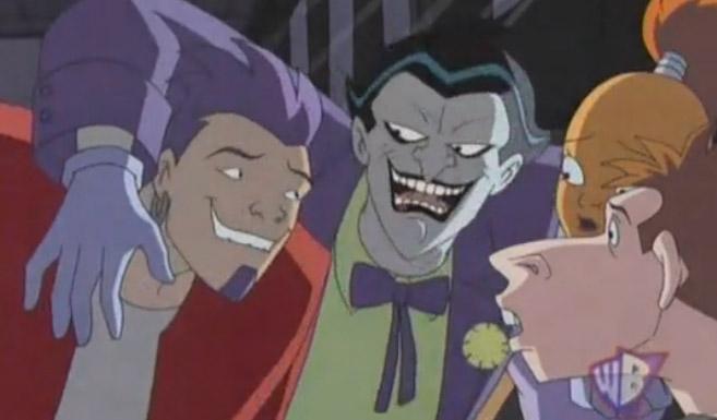Джокер в мультсериале Статический шок