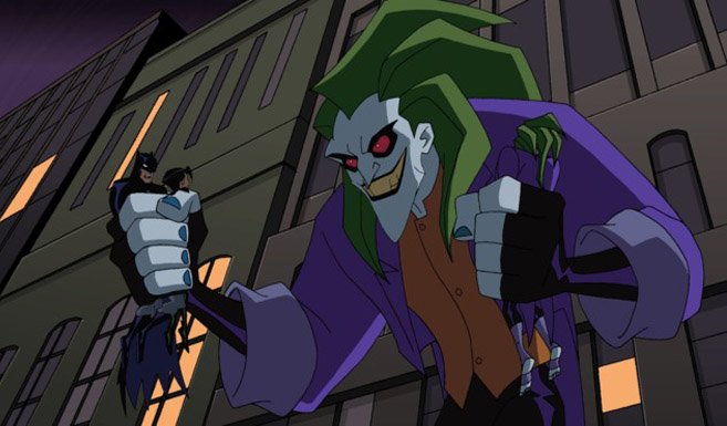 Джокер в мультсериале Бэтмен (2004 - 2008)