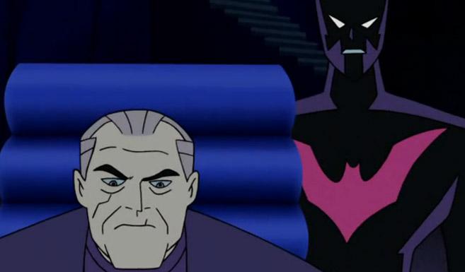 Бэтмен в мультсериале Проект Зета