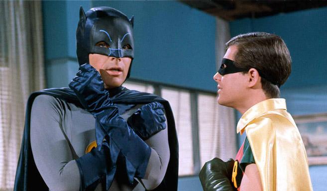 Бэтмен в сериале Бэтмен 1966 - 1968