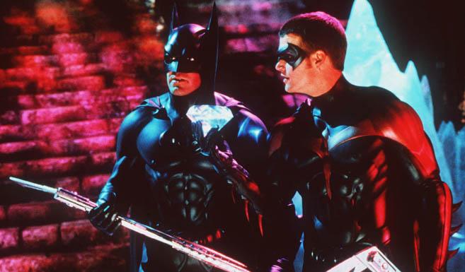 Бэтмен в фильме Бэтмен и Робин (1997)