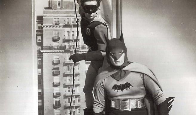 Бэтмен в фильме Бэтмен (1943)
