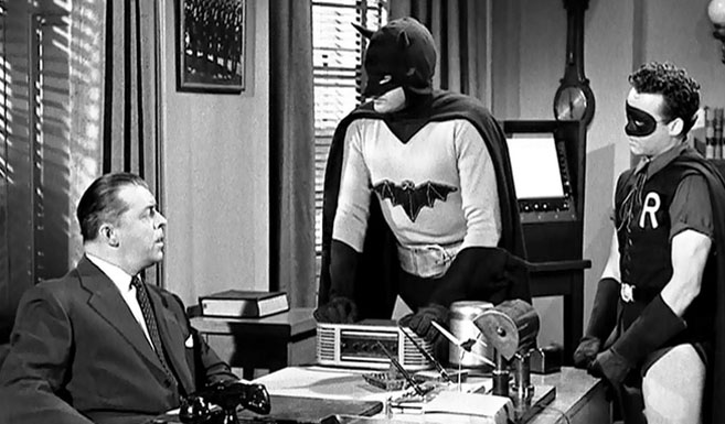 Бэтмен в фильме Бэтмен и Робин (1949 год)