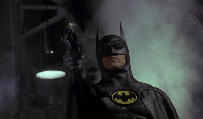 Бэтмен в фильме Бэтмен (1966)