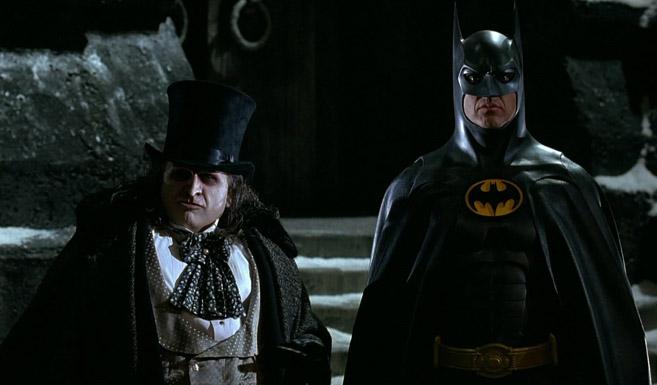 Бэтмен в фильме Бэтмен возвращается (1992)