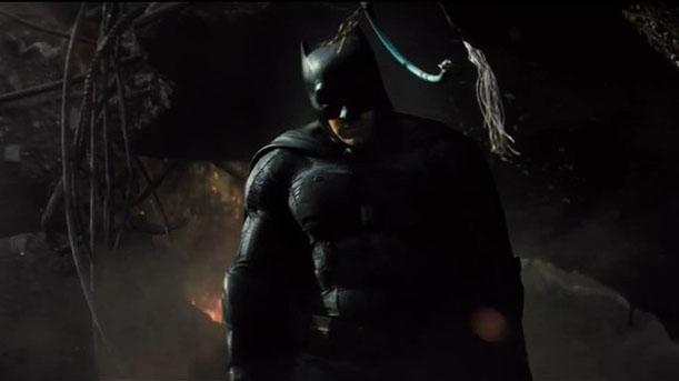 Бэтмен в фильме Бэтмен против Супермена - На заре справедливости (2016)
