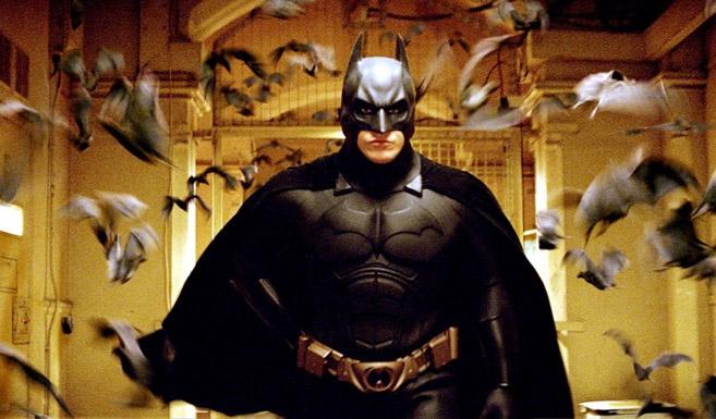 Бэтмен в фильме Бэтмен: Начало (2005)