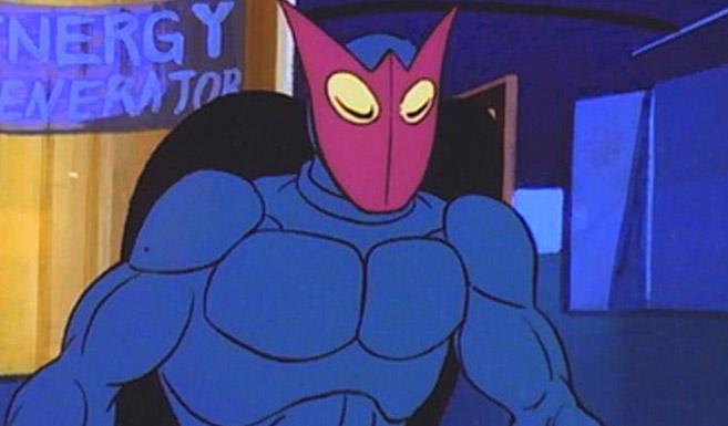 Жука в мультсериале Человек-паук и Его Удивительные Друзья