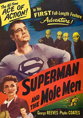 Супермен и люди-кроты (1951)