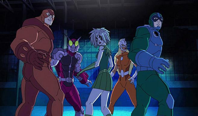 Мастера Зла появляются в Мстители Революция Альтрона