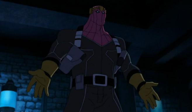 Барон Земо в Мстители Эволюция Альтрона