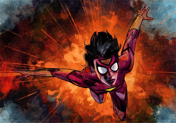 Женщина-паук (Spider-Woman)