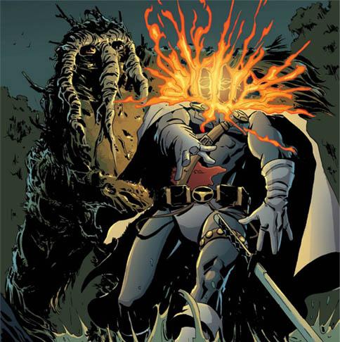 Леший в комиксе Дэдпул убивает Вселенную Марвел