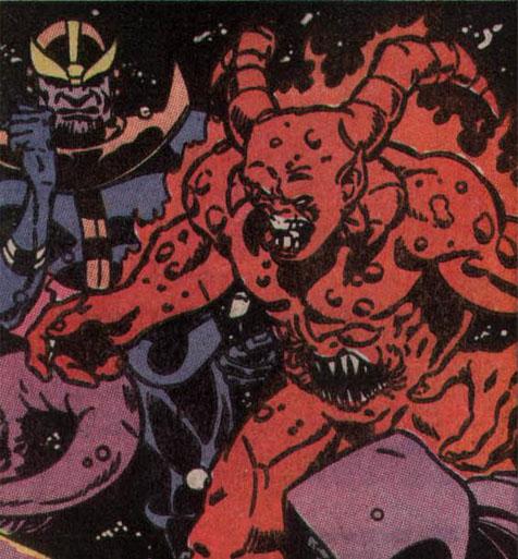 Сатанниш (Satannish)