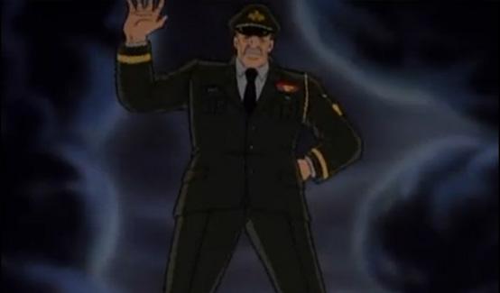 Громовержец Росс появился в Невероятный Халк 1996 года