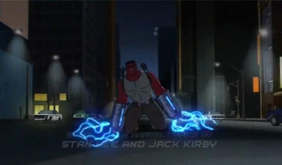 Красный Халк в мультсериале Мстители, общий сбор
