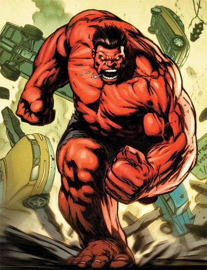 Красный Халк (Red Hulk)