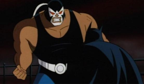 Бэйн в мультсериале Бэтмен
